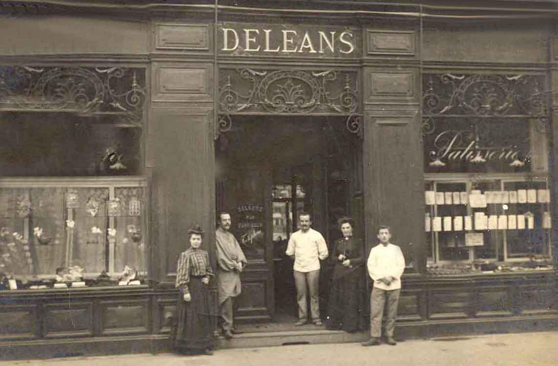 Maison Deléans 1912