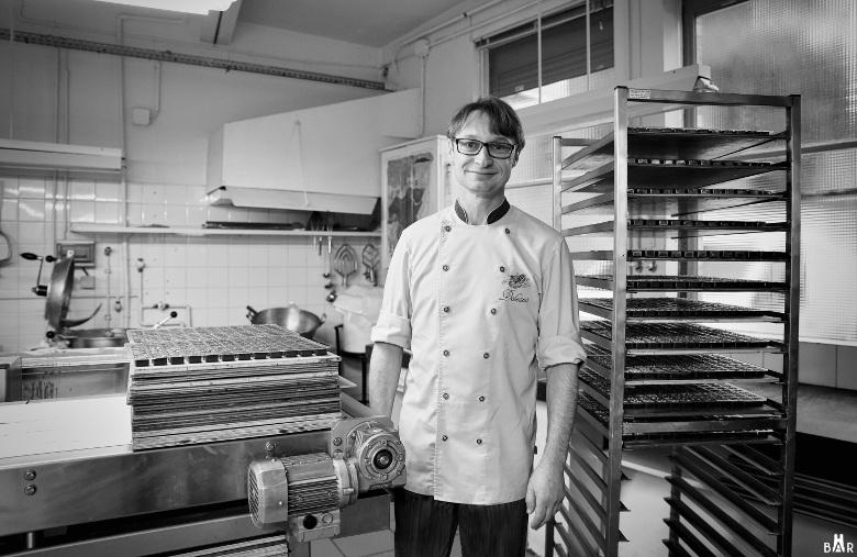 Vincent Frodefond chocolatier